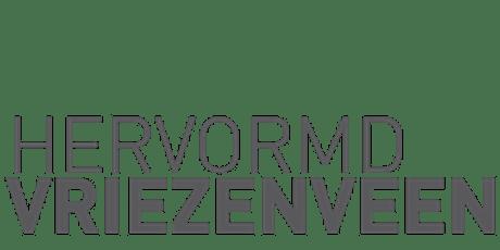 Morgendienst Westerkerk Vriezenveen 31 oktober 09:30 tickets