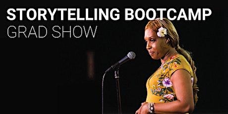 Storytelling Bootcamp Bravo Grad Show — D.C. and Hampton Roads tickets