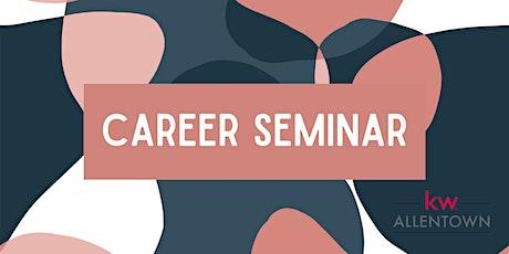 Keller Williams Allentown Career Seminar *Open to all!* tickets