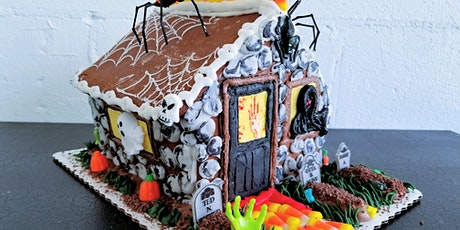 Haunted Gingerbread House - Fayetteville tickets