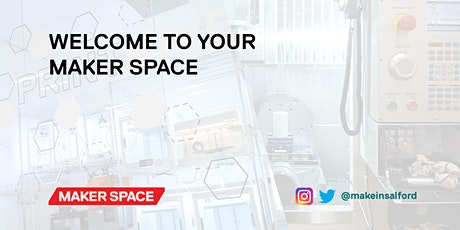 Welcome to Your Maker Space tickets