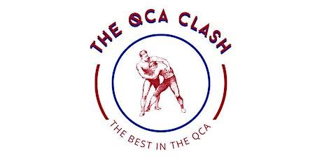 QCA Clash tickets
