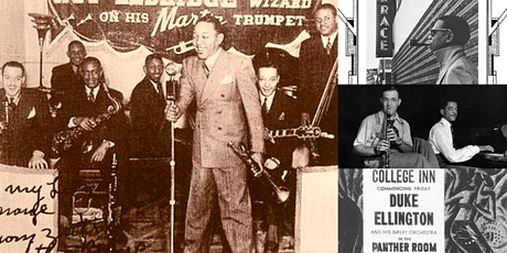 'History of Jazz in Chicago, Part IV: Swing is Here' Webinar tickets