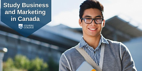 Philippines: Study Business  in Canada – Free Webinar: Oct 27, 5 pm tickets