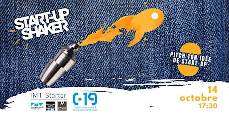 Startup Shaker billets