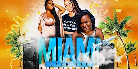 """Ultra Saturday """"Miami carnival Send Off"""" tickets"""
