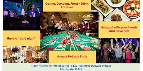 2021 Southeast RUG / Atlanta OATUG - Holiday Casino Party tickets
