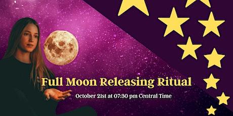 Full Moon Releasing Ritual tickets
