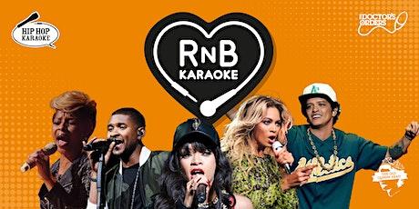 RnB Karaoke tickets