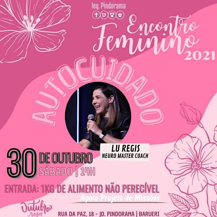 Imagem do evento II ENCONTRO FEMININO - AUTOCUIDADO - IEQ PINDORAMA