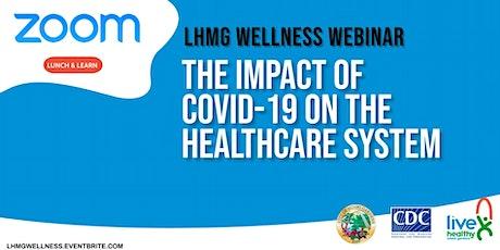LHMG Wellness Webinars tickets