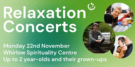 Relaxation Concerts: 10am, 22nd November   Luke Carver Goss (accordion) tickets