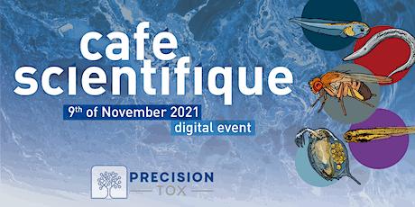 PrecisionTox Café Scientifique - Cell-based bioassays for Precisiontox tickets