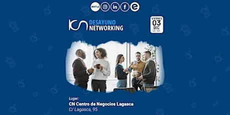 KCN Desayuno Networking entradas