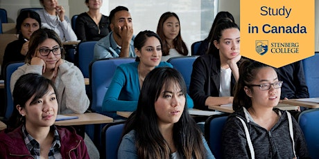 Philippines: Study in Canada – General Info Session: October 30, 3 pm tickets