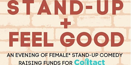 STAND-UP + FEEL GOOD tickets