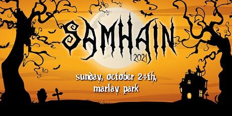 SAMHAIN - Sunday October 24th - 7.30pm tickets