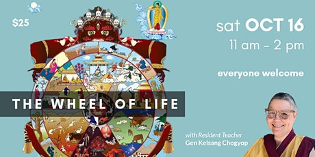 The Wheel of Life - a meditation workshop tickets