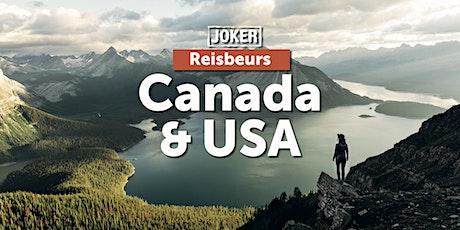 Reisbeurs Canada & USA tickets