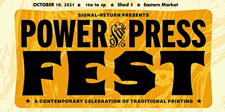 Power of the Press Fest tickets