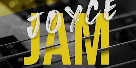 JOYCE JAM  - LOS LUNES EN EL SÓTANO - OCTUBRE entradas