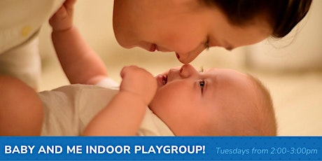 Baby and Me Infant playgroup! (0-18 months) tickets