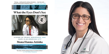 A Conversation with Dr. Mona Hanna-Attisha tickets