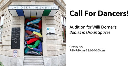 Call for Dancers - Bodies in Urban Spaces tickets