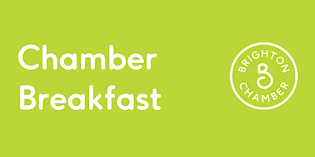 Chamber Breakfast November 2021 (in person) tickets