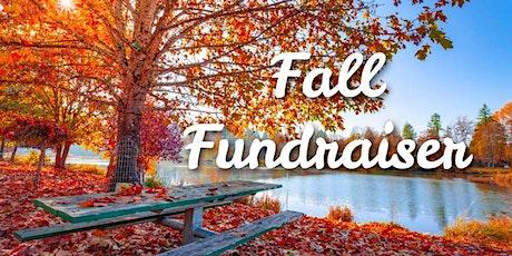 Fall Fundraiser tickets