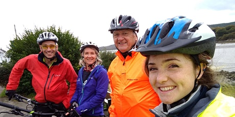 Wednesday afternoon group ebike cycle ride tickets