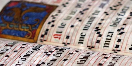 Vespers: gregoriaans lezen en zingen tickets
