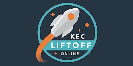 KEC LiftOff Online - Virtual Info Session tickets