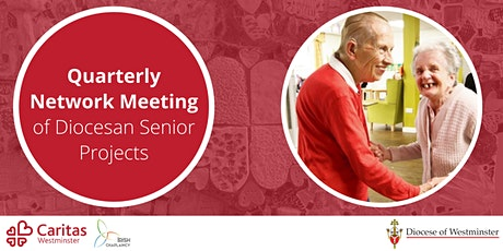 Quarterly Network Meeting of Diocesan Senior Projects tickets