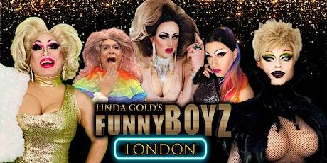 FunnyBoyz hosts Sunday Funday: Benidorm Themed Bingo tickets