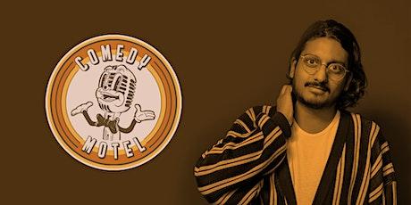Comedy Motel: AHIR SHAH + More tickets