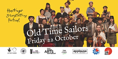 Hastings Storytelling Festival presents: Old Time Sailors tickets