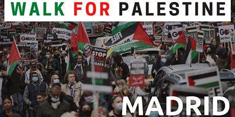 'Walk for Palestine'- International Day of Solidarity with the Palestinians entradas