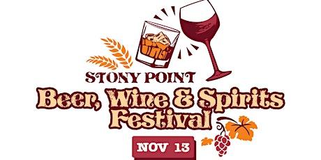 Stony Point Beer, Wine, & Spirits Festival tickets