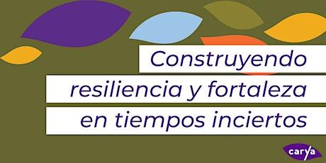 Construyendo resiliencia y fortaleza en tiempos inciertos entradas