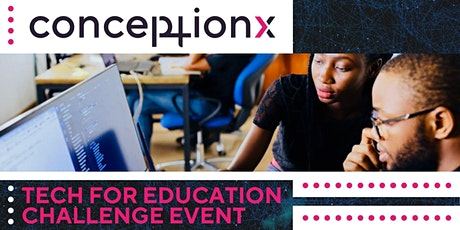 Tech for Education Challenge Launch Event tickets