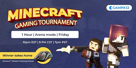 Minecraft Battleground tickets