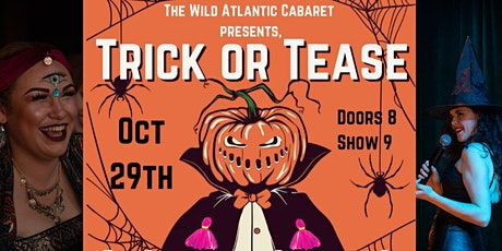 Trick or Tease tickets