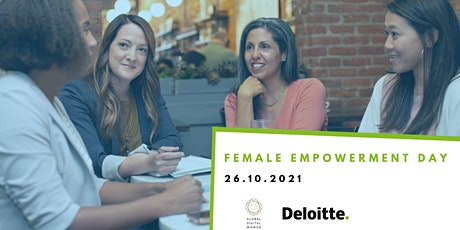 Female Empowerment Day - powered by GDW x Deloitte Consulting Tickets
