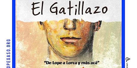 """TEATRO EN ESPACIO PEGASO """"EL GATILLAZO"""" VIERNES 1 OCTUBRE 20.30H entradas"""