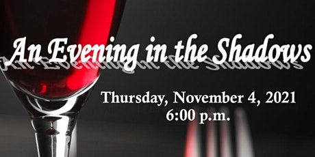 An Evening in the Shadows tickets