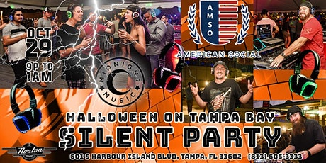 Harbour Island Halloween Silent Party tickets