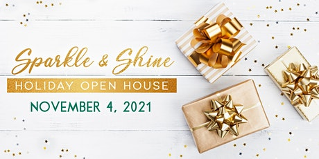 2021 Sparkle & Shine Open House tickets