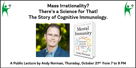 The Story of Cognitive Immunology tickets