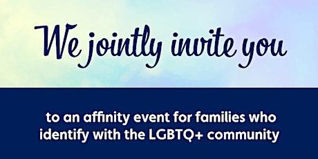 LGBTQ+ Reception tickets